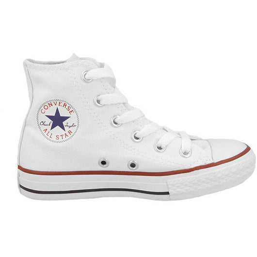 CONVERSE CHUCK TAYLOR ALL STAR HIGH TOP (LITTLE KID) WHITE