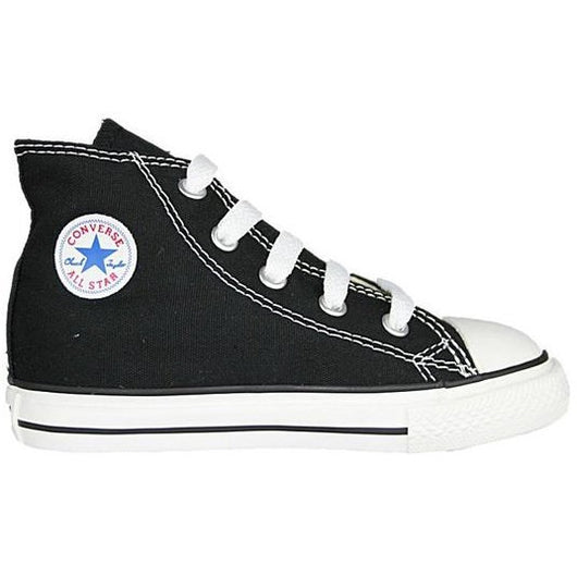 CONVERSE CHUCK TAYLOR ALL STAR HIGH TOP (LITTLE KID) BLACK