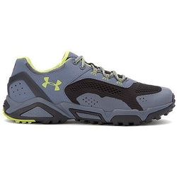 UNDER ARMOUR M GLENROCK LOW HIKING BOOTS GRAVEL/STEALTH GRAY/ZOMBIE GREEN