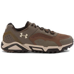 UNDER ARMOUR M UA GLENROCK LOW HIKING BOOTS OWL BROWN/UNIFORM/HIGHLAND BUFF
