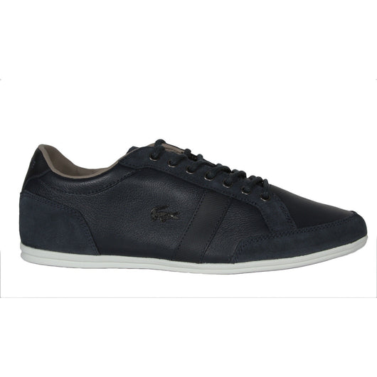 LACOSTE M ALISOS 23 LOW-TOP FASHION SNEAKER OFF NAVY