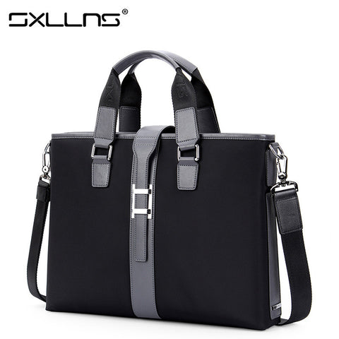Sxllns Men's Laptop Messenger