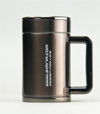 450ml18/8 Stainless Steel Vacuum Bottle Mug