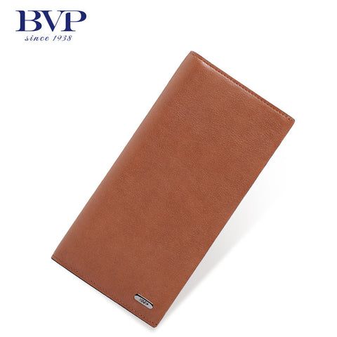 BVP Leather Slim Wallet