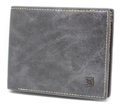 SSAMZIE Men's Bifold Wallet