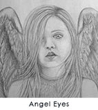Angel Eyes by Danita Lyn