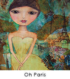 Oh Paris by Danita Lyn