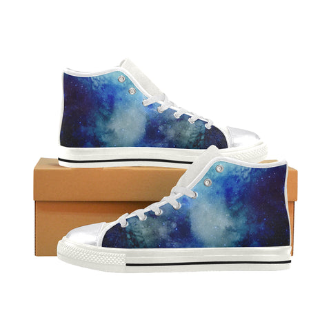 Atlantis Nebula High Top Canvas Shoes (for Women)