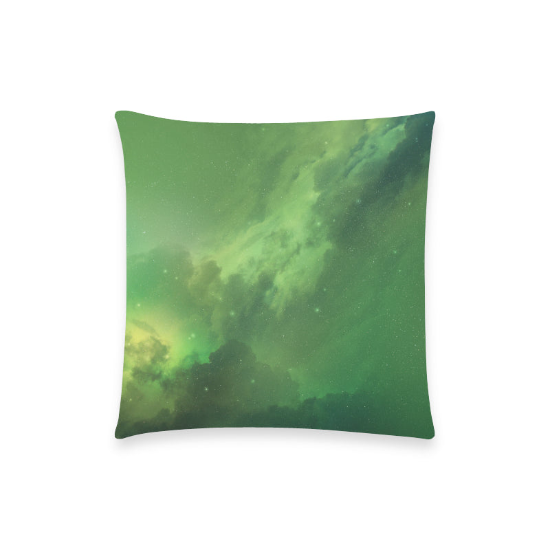 "Centarus Nebula - Custom  Pillow Case 18""x18"" (one side) No Zipper"