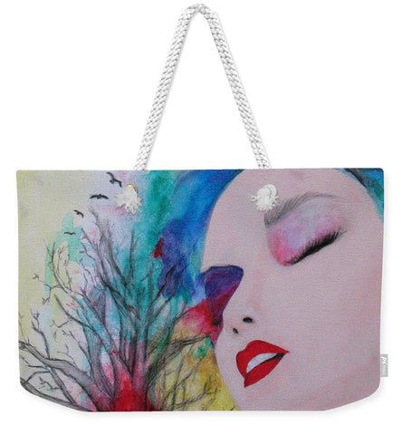 Weekender Tote Bag - Remember Who You Are
