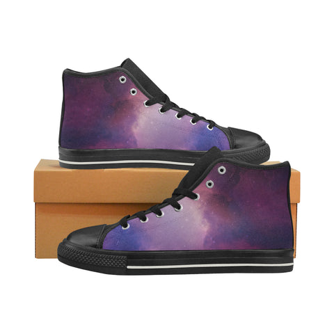 Librae Nebula High Top Canvas Shoes (for Women)