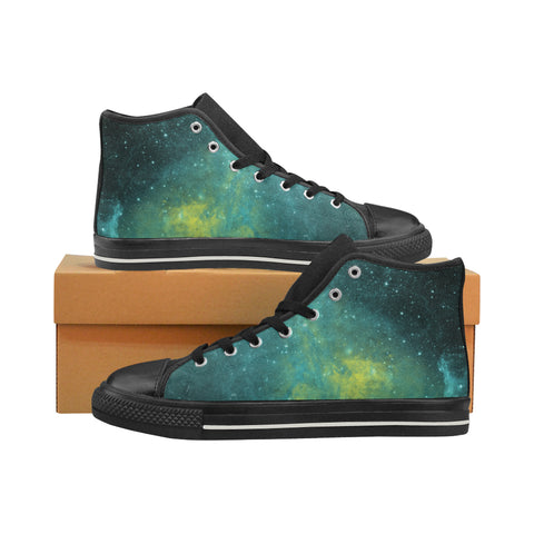 Zephyrus Nebula High Top Canvas Shoes (for Men)