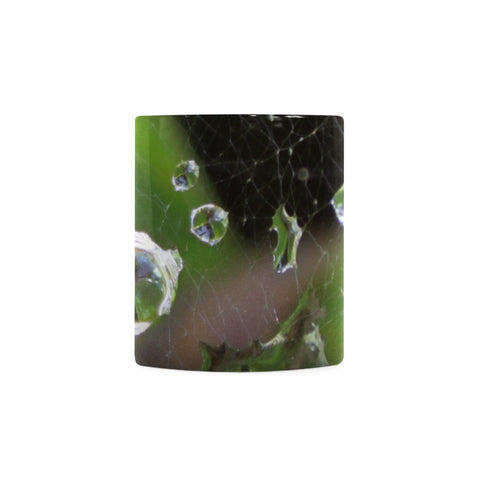 Water Web - Art Mug