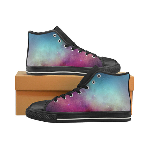 Amera Nebula High Top Canvas Shoes (for Women)