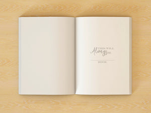 Seek the Good - 100 Page Notebook/Journal to Write in with Lined Pages