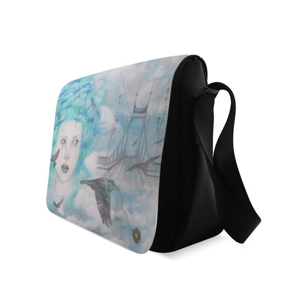 Lost - Messenger Bag