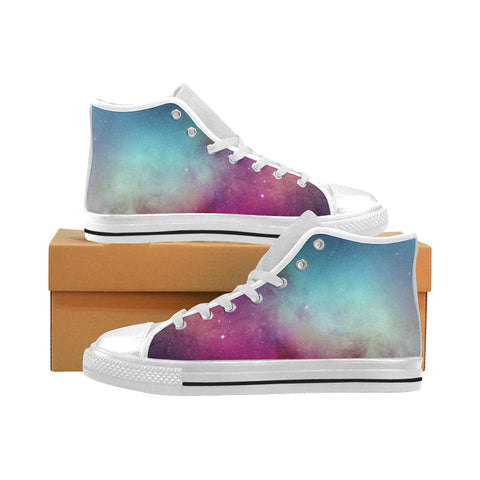 Amera Nebula High Top Canvas Shoes (for Men)