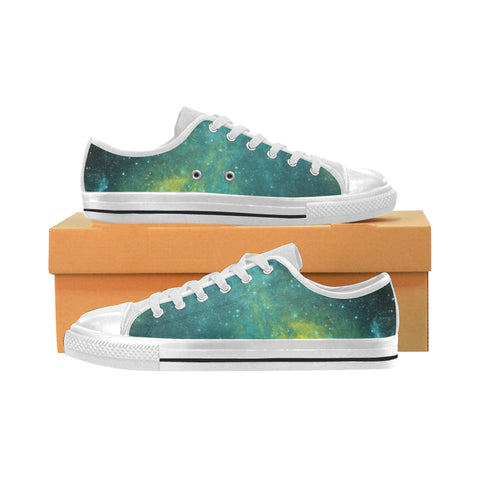 Zephyrus Nebula Low Top Canvas Shoes (for Women)