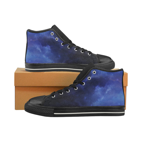 Aquarillia Nebula High Top Canvas Shoes (for Women)