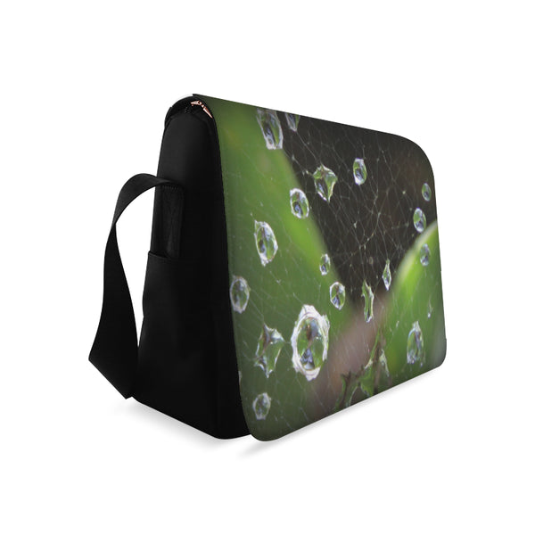 Water Web - Messenger Bag