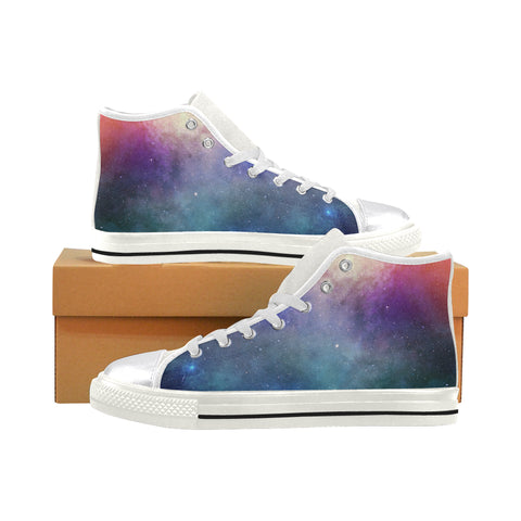 Europa Nebula High Top Canvas Shoes (for Women)