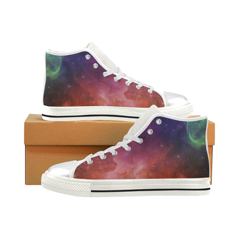 Aurora Portal High Top Canvas Shoes (for Women)