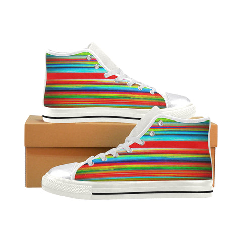 Carnivals Were Her Favorite High Top Canvas Shoes (for Women)