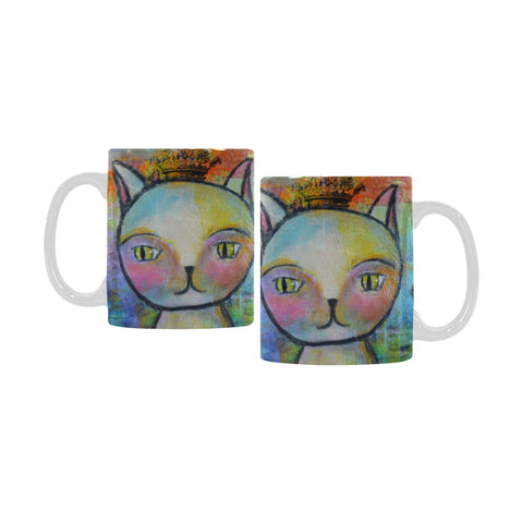 Kitty Queen - Art Mug