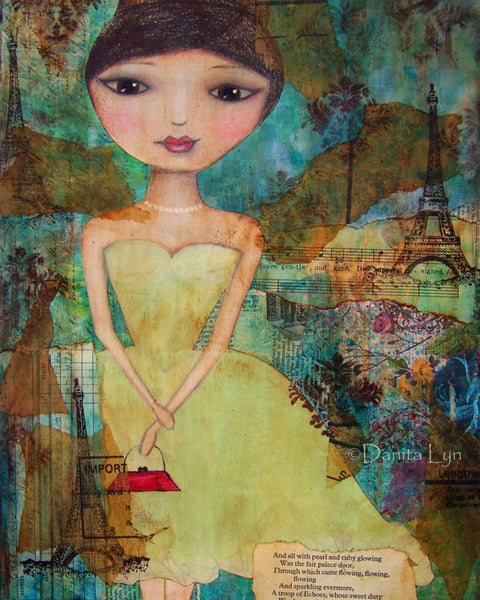 Oh Paris! - by Danita Lyn