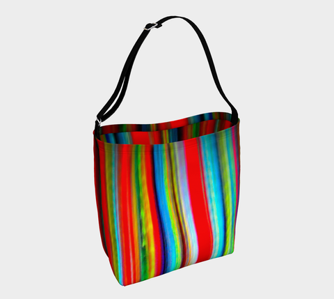 Carnivals Were Her Favorite - Day Tote - by Danita Lyn