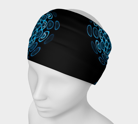 Blue Sound - Headband - by Danita Lyn