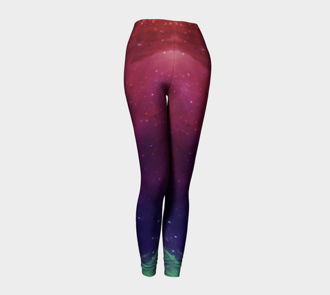 Aurora Portal Leggings by Danita Lyn