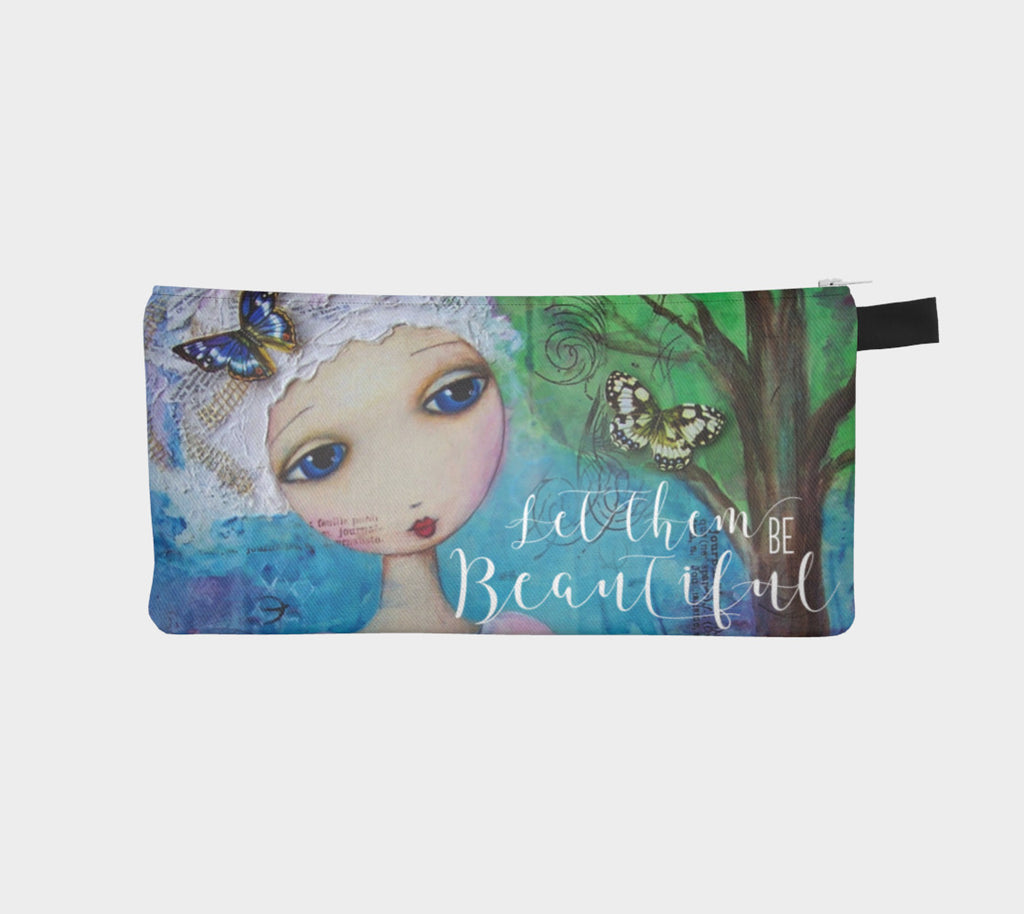 Let Them Be Beautiful - Accessories Case