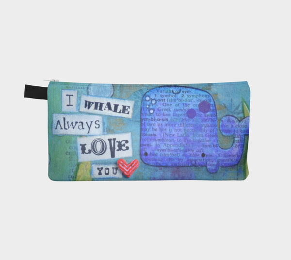 I Whale Always Love You - Case - by Danita Lyn