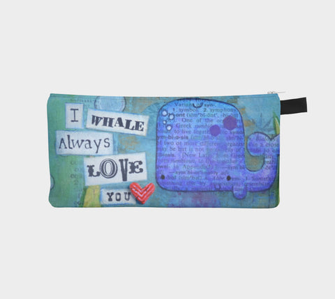 I Whale Always Love You - Accessories Case