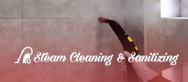 Steam Cleaning & Sanitizing
