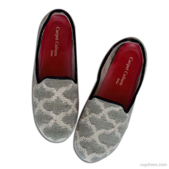 Jazma Loafers - Women's Slip on loafer - Casual Wool Shoes - Fashion Shoes for Women - Carpet Culture Soho