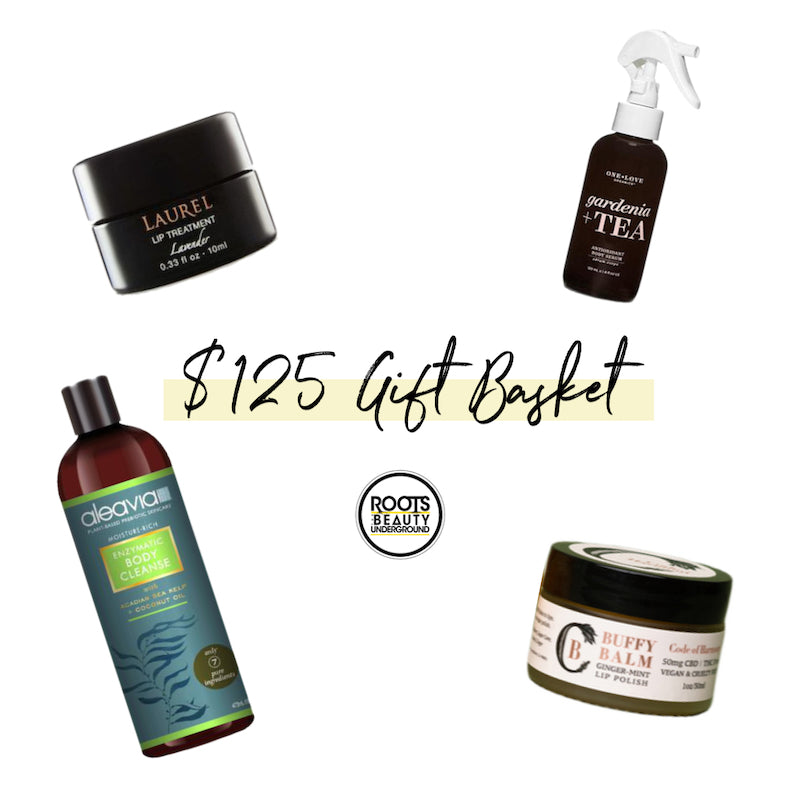 $125 Clean Beauty Gift Basket