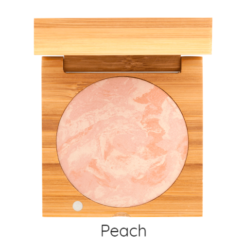 Antonym Cosmetics Baked Blush Peach
