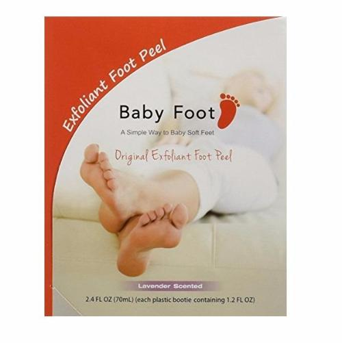 BABY FOOT | Exfoliant Foot Peel