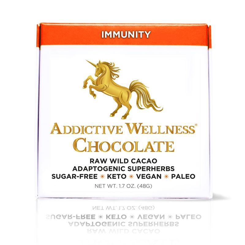 Load image into Gallery viewer, ADDICTIVE WELLNESS KETO VEGAN ADAPTOGENIC CACAO CHOCOLATE