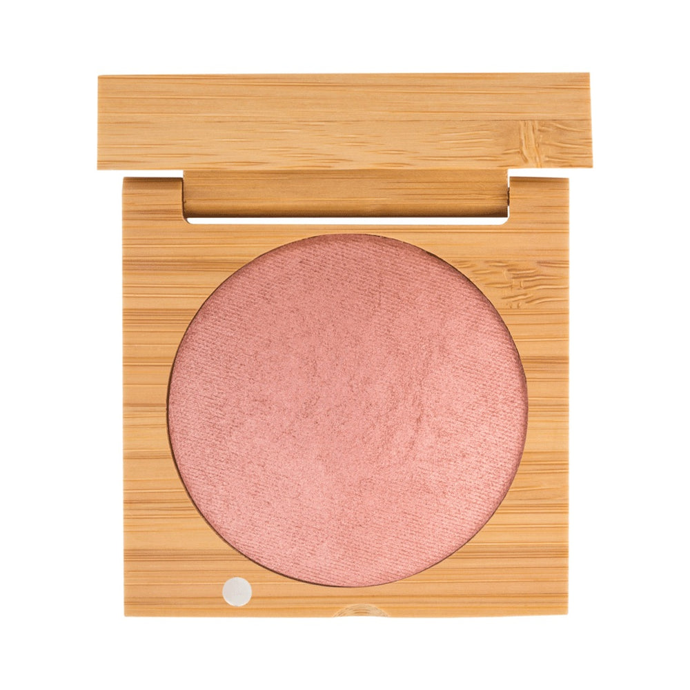 ANTONYM Lily Baked Highlighting Blush Bronzer Non-Toxic Makeup