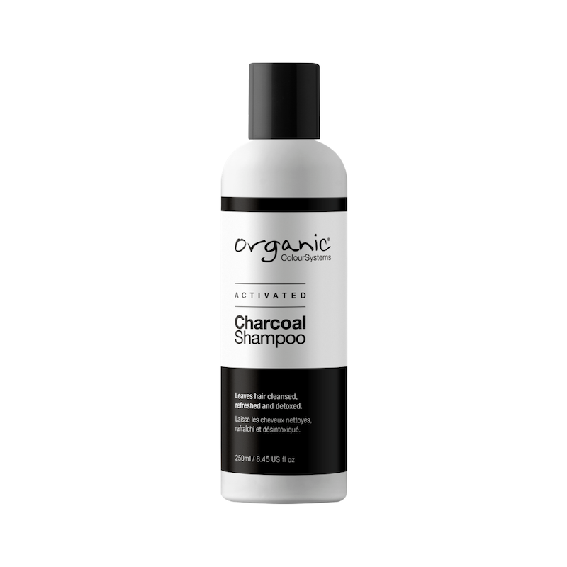 ORGANIC COLOUR SYSTEMS | Activated Charcoal Shampoo