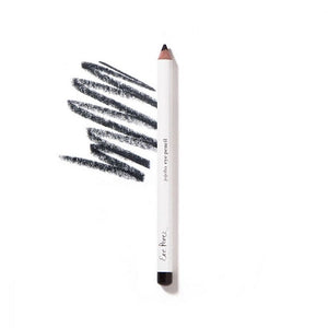 Load image into Gallery viewer, All Natural Makeup Clean Cosmetics Jojoba Eye Pencil Black Ere Perez