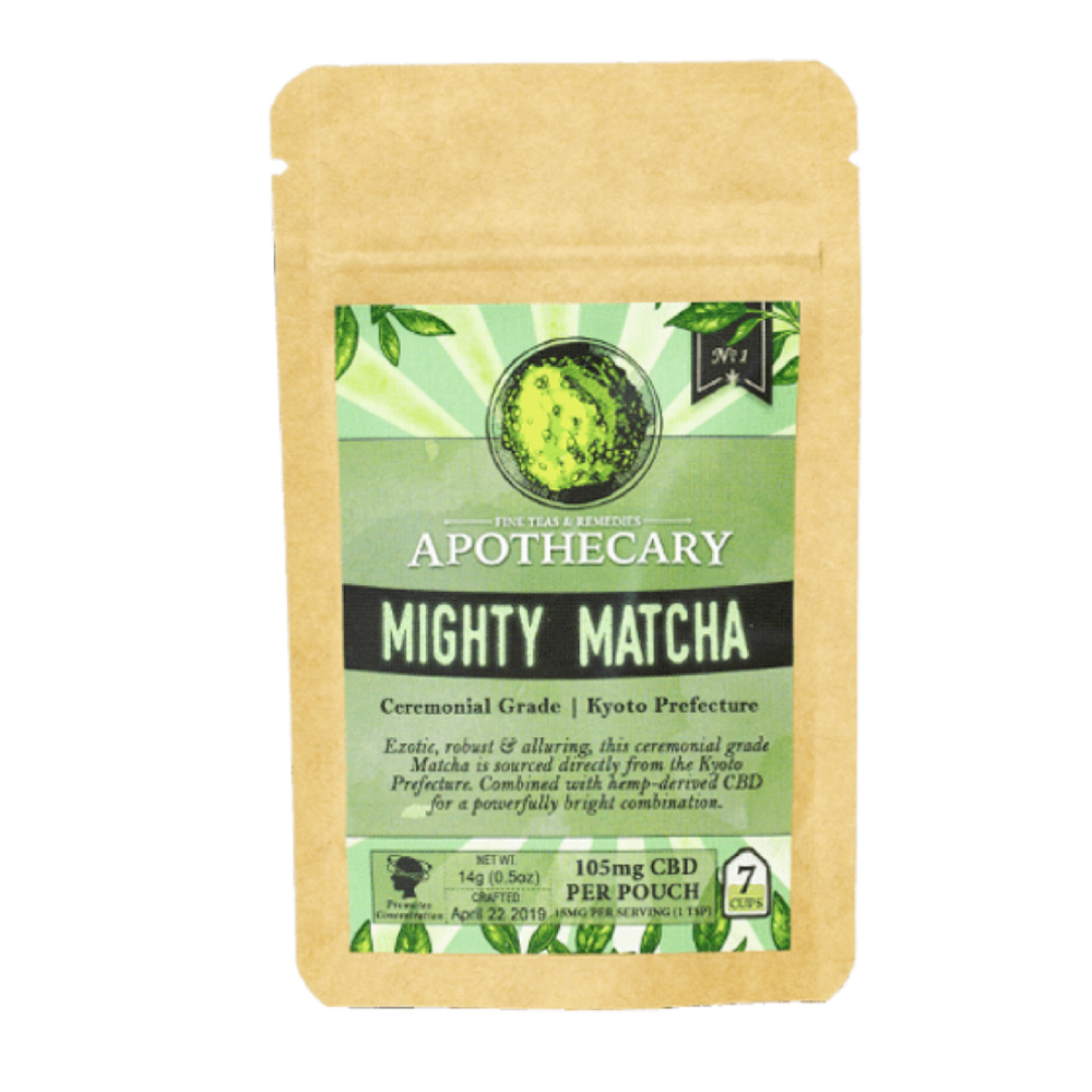 THE BROTHERS APOTHECARY | Mighty Matcha