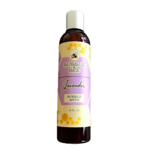 Bubble and Bee Organic All Natural Relaxing Bubble Bath