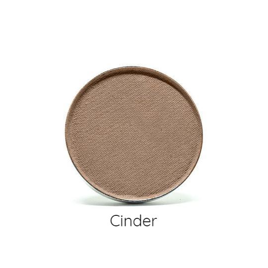 ELATE COSMETICS PRESSED EYESHADOW CINDER