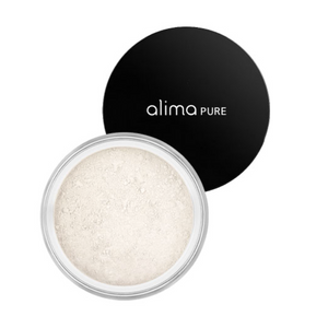 Clean Beauty Loose Powder Foundation Alima Pure Satin Foundation Cool 1