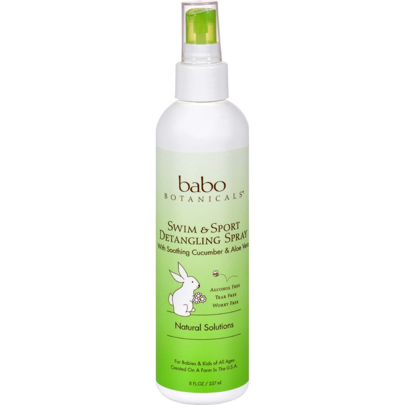 Babo Botanicals Swim & Sport Conditioning Spray
