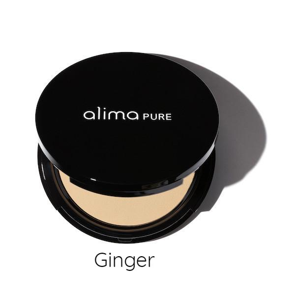 Alima Pure Pressed Powder Compact Ginger